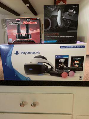 PlayStation PSVR Bundle for Sale in Florissant, MO