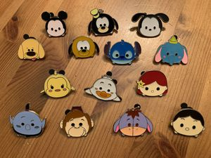 Disney Trading Pins- Tsum Tsum collection for Sale in Brea, CA