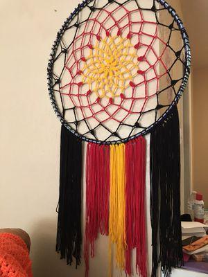 Handmade crochet dream catcher for Sale in Abilene, TX