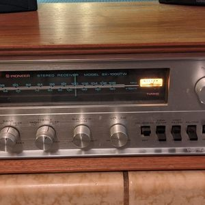 Vintage Pioneer SX 1000TW Receiver for Sale in San Diego, CA