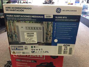 GE 10,000 BTU Window AC With Remote BRAND NEW for Sale in Huntington Woods, MI