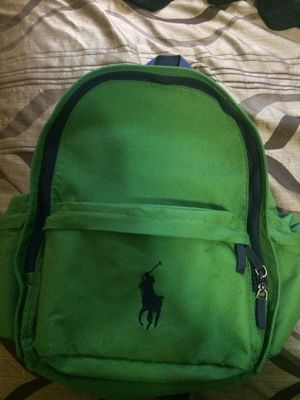 Ralph Lauren polo backpack for Sale in Washington, DC