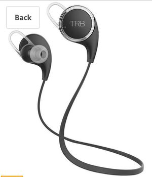 Brand new- Bluetooth Fitness Headphones Lightweight Earbud (Black) for Sale in Nashville, TN