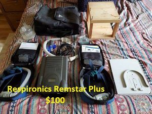 Philips Respironics REMstar Plus Breathing Machine CPAP for Sale in Jacksonville, FL
