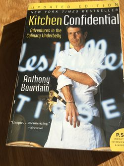 Kitchen Confidential for Sale in Seattle,  WA
