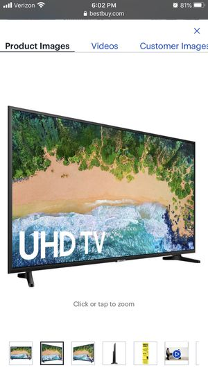 55 inch Samsung HD Smart TV for sale! for Sale in Frederick, MD
