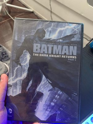 Batman the dark knight returns for Sale in Elizabeth, NJ