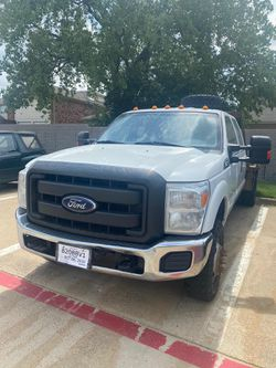 2013 FORD F-350 4X4 FLATBED for Sale in Carrollton,  TX