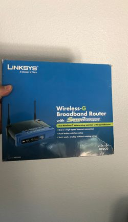Linksys wireless-G Router for Sale in Vancouver,  WA