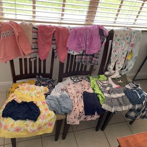 Like New 18 Month Girl Clothes *Pet Free & Smoke free Home. for Sale in Hollywood, FL