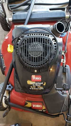 Toro 6.75 lawn mower for Sale in Fullerton, CA
