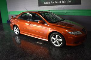 2004 Mazda Mazda6 Manual V6 for Sale in Orange, CA