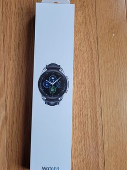 New Samsung Galaxy Smart Watch 3 (45mm, LTE, GPS, Bluetooth, WiFi) for Sale in Fairfax,  VA