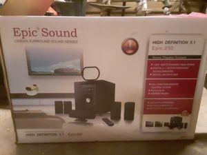 Home Stereo Surround Sound for Sale in Rome, IL