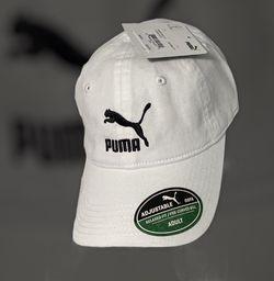 PUMA HAT WHITE COLOR for Sale in Niles,  IL