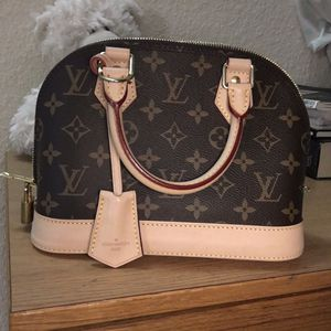 LOUIS VUITTON ALMA BB (never used,No strap) for Sale in Austin, TX