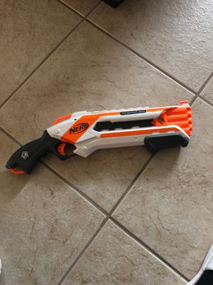 Nerf gun roughcut 2x4 for Sale in Houston, TX