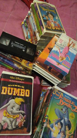 Games VHS movies ofrescan $$ son mas movies todas para VHS for Sale in Phoenix, AZ