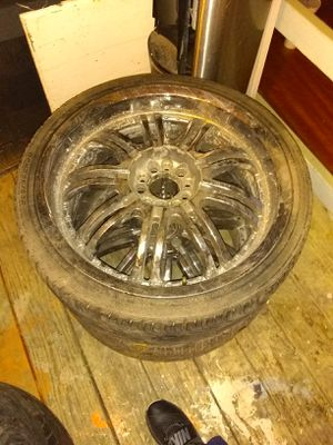 20in rims for Sale in Atascosa, TX