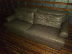 Leather Couch for Sale in Murfreesboro, TN