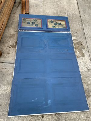 Garage door 4' x 7'' for Sale in Kent, WA