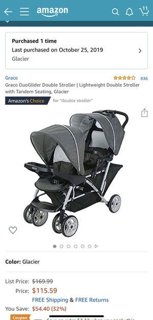 Graco DuoGlider Double Stroller (brand new) for Sale in Hyattsville, MD