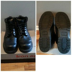Work boots for Sale in Detroit, MI