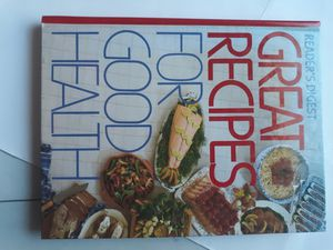 Readers digest great recipes for good health Cookbook for Sale in Lancaster, OH