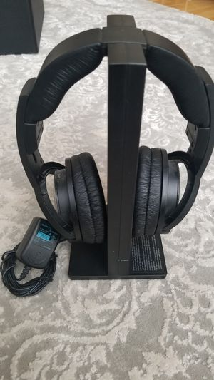 Sony Headphones with transmitter for Sale in West Springfield, VA