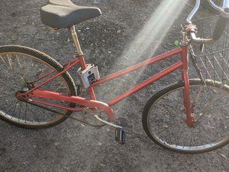 Original 1950s Schwinn Cruiser Bike Needs Cosmetic Work All Original for Sale in Orlando,  FL