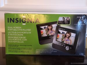 Insignia Portable DVD Player for Sale in Elburn, IL