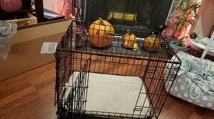 Dog kennel 24 in long 19 on height 17 in width for Sale in Seattle, WA