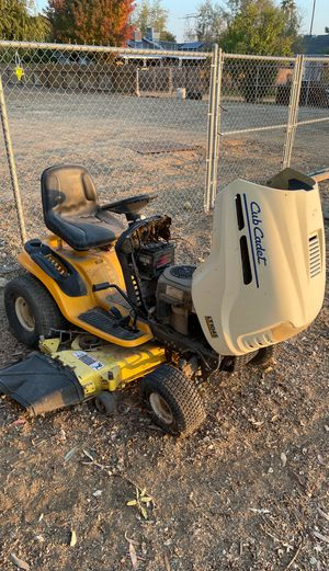 Riding lawn mower for Sale in Bakersfield, CA