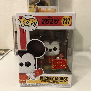 Mickey Mouse New Year Funko POP for Sale in Los Angeles, CA