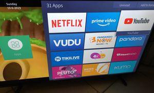 "43"" hisense 4k smart tv for Sale in Tamarac, FL"