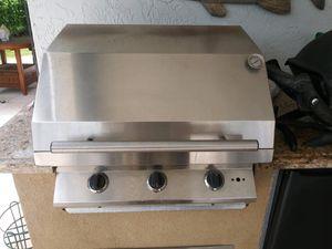 Turbo 3 burner bbq grill for Sale in Davie, FL