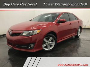 2012 Toyota Camry for Sale in Kissimmee, FL