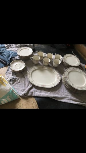 Noritake ivory China set japan rothschild 7293 for Sale in Cape Coral, FL