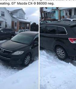 ASAP Must Sell 07' Mazda CX-9 150k $6k Obo for Sale in Detroit,  MI