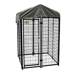 KennelMaster Welded Wire Dog Kennel, 6'H x 4'W x 4'L for Sale in Bristol, CT