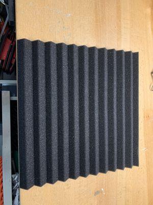 Home studio foam set ad bass trap for Sale in Naples, FL