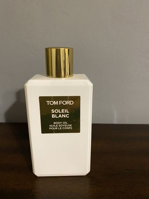 Authentic! Tom Ford Soleil Blanc Body Oil 8.5oz. - Full Bottle Like New for Sale in San Diego, CA
