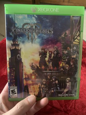 Kingdom Hearts 3 for Sale in Sterling, VA