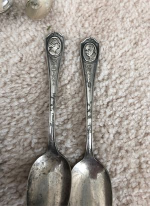 Assorted Silver Spoons for Sale in Pittsburg, CA