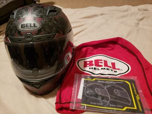 Bell motorcycle women's helmet extra small adult for Sale in Pillager, MN