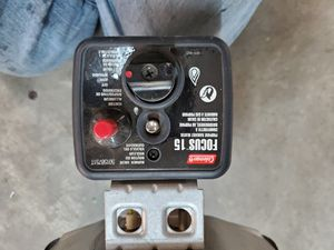 Coleman Focus 15 propane heater for Sale in Tacoma, WA