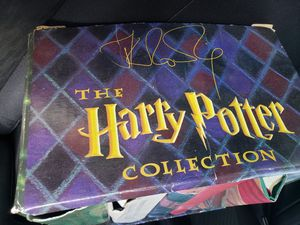 Harry Potter books 1-6 for Sale in Anderson, SC