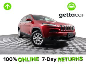 2016 Jeep Cherokee for Sale in FSTRVL TRVOSE, PA