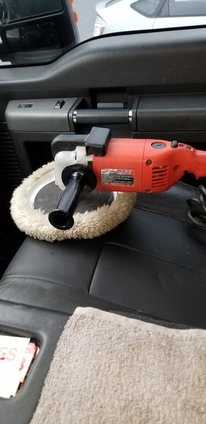 Milwaukee 7-inch polisher 178 mm for Sale in Germantown, MD