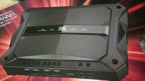 JBL gtr104 4 channel car amp for Sale in Newton, MA
